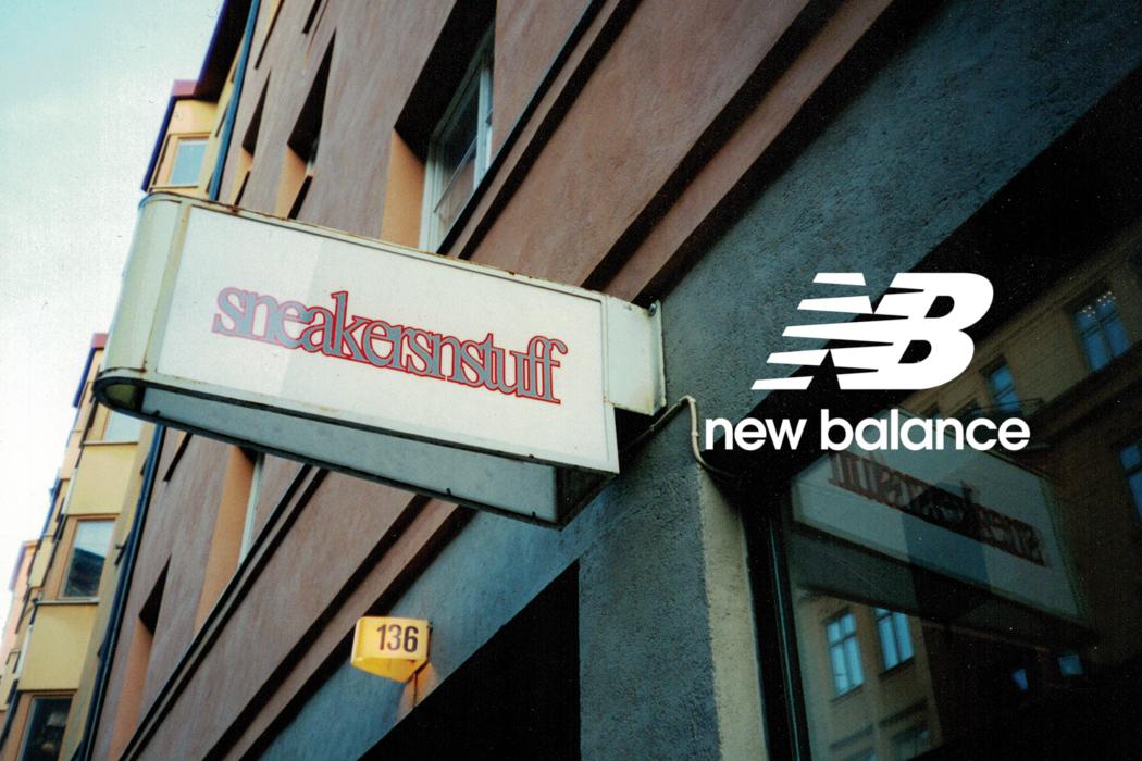 SNS x New Balance 577 History