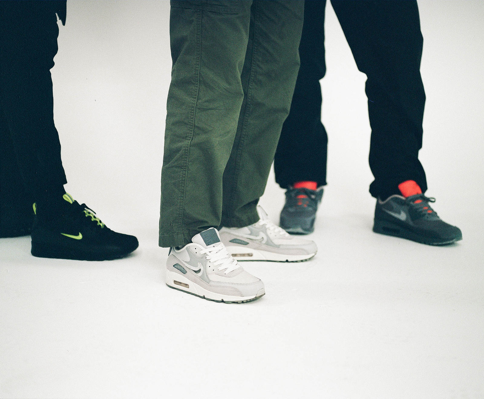 Nike x BSMNT Air Max 90 'City Pack'