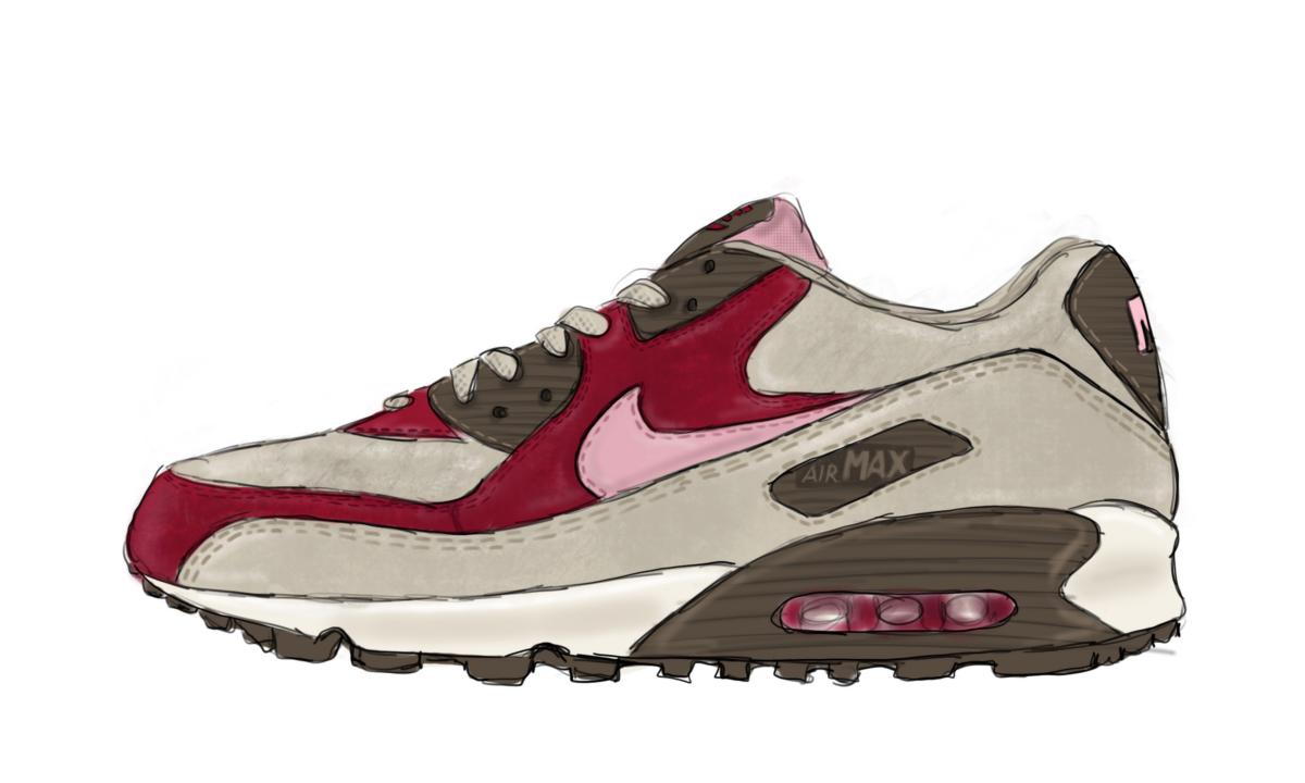 Nike Air Max 90 – Top 30 (10-1)
