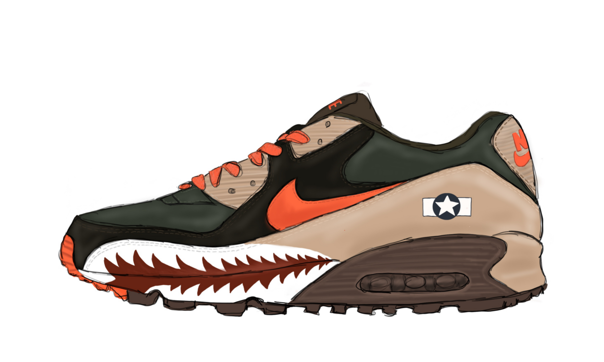 Nike Air Max 90 – Top 30 (30-21)