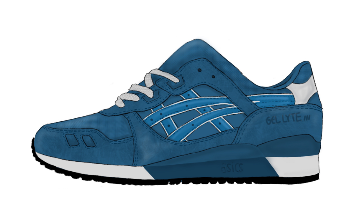 Asics Gel Lyte III – Top 30 (30-21)