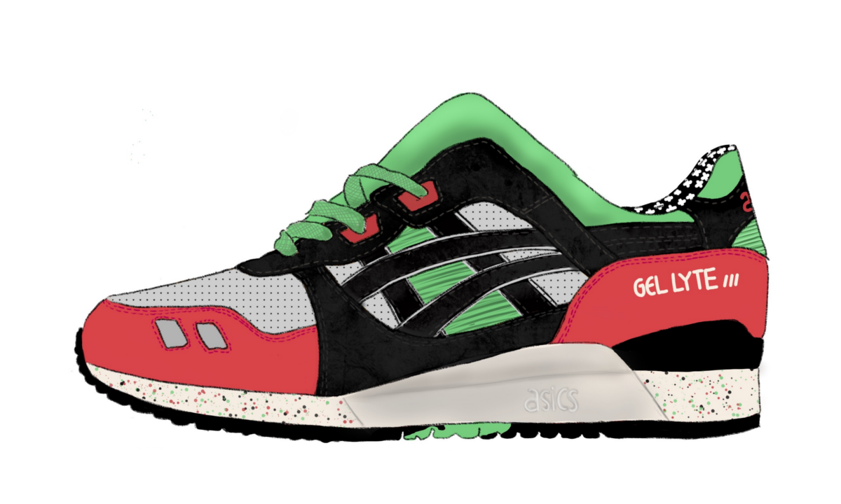 Asics Gel Lyte III – Top 30 (10-1)