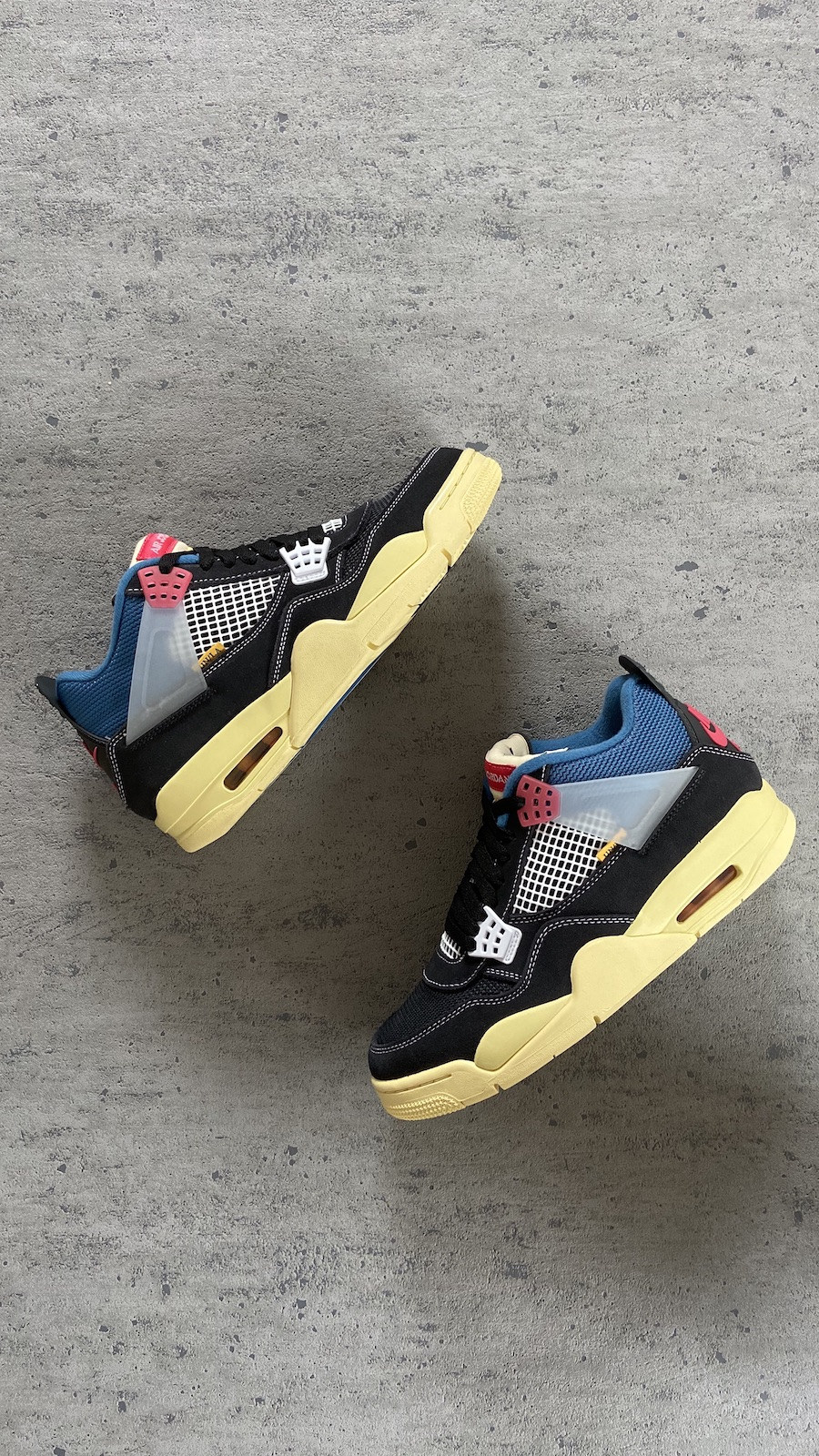 Nike Air Jordan IV x Union LA