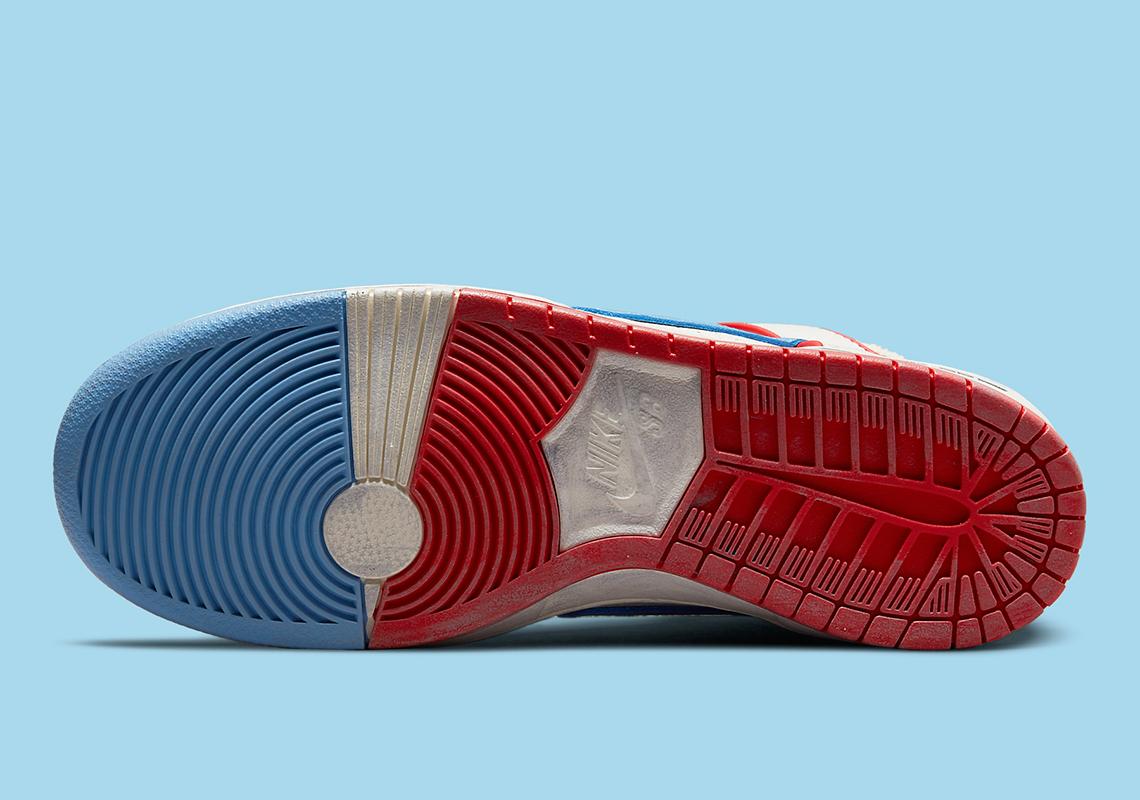 Nike SB x Magnus Walker x Ishod Wair Dunk High '277'